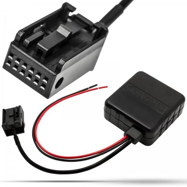Bluetooth AUX IN Adapter Verstärker + Störgeräuschfilter für BMW 3er E90 E91 E92 E93