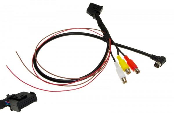 Kabelsatz Ersatzkabel Kabel IMA MFD Navi Plus RNS-D Basic f Seat Navigation 4:3