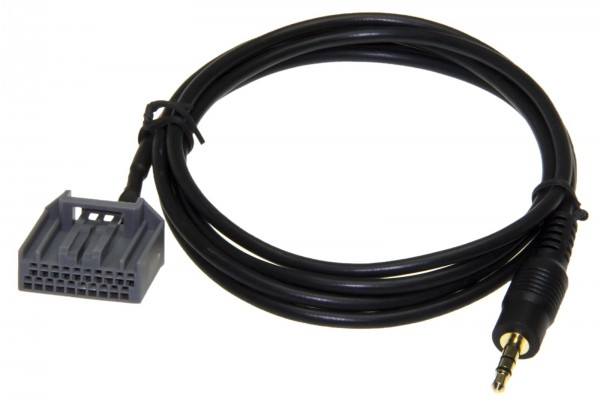 AUX Line In Adapter Kabel 20 pin 3,5mm Klinke Audio Auto Radio MP3 iPod f Honda