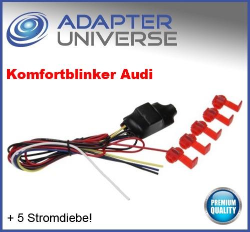 Audi Komfortblinker A3 8L TT 8N A6 4B A2 8Z usw...