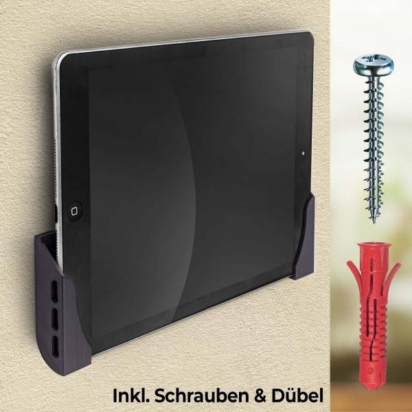 Tablet Handy Wandhalterung universal Halter Smarthome für iPad iPhone Samsung