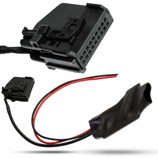 Bluetooth AUX IN Adapter Kabel 18pol für MFD2 RNS2 Golf Passat Touran