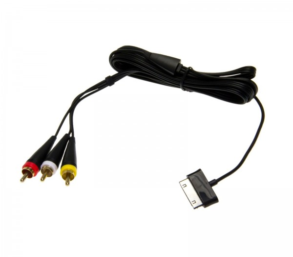 AV Audio Video Adapter Kabel TV Out Cable für Samsung Galaxy Tab 1 P1000