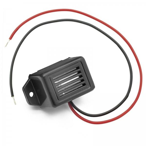 Auto KFZ PKW Licht Aus Warner Kontroll Summer Pieper 6/12V Adapter Kabel