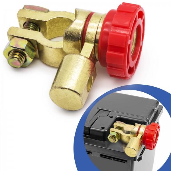 Auto Batterie Trenner Unterbrecher Haupt Trenn Schalter Pol Klemme 6V - 24V