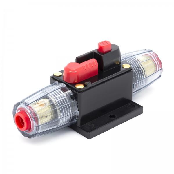 40A~100A KFZ Sicherung Automat Halter Sicherungsautomat Sicherungshalter 12V/24V
